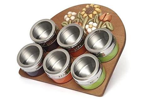 portaspezie magnetico portaspezie per una cucina funzionale