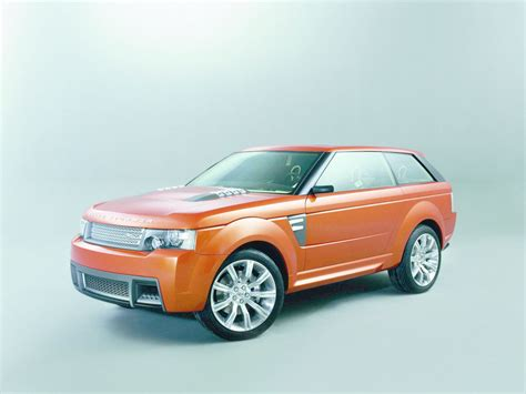 range rover concept 2004 land rover range stormer concept pictures history