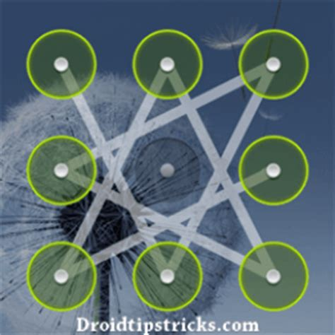 pattern password star what is the most complex screen unlock pattern for android
