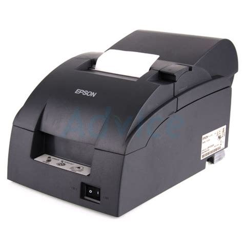 Printer Tm U220a printer slip epson tm u220a port usb