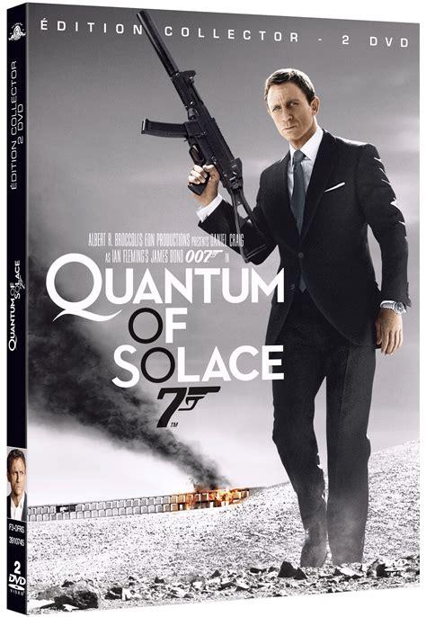 telecharger quantum of solace le film quantum of solace les visuels fran 231 ais