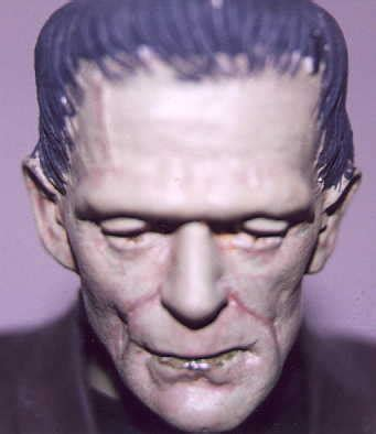 billiken frankenstein model kit