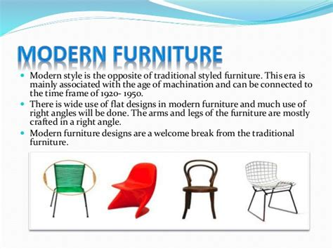 Vs Modern Furniture Modern Vs Furniture