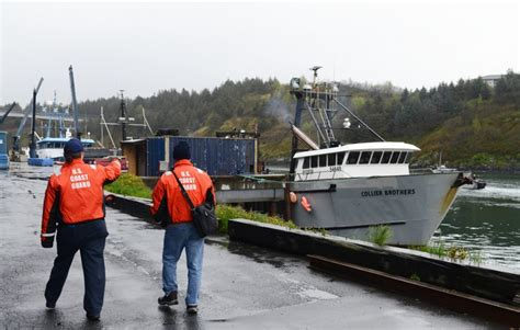 fishing vessel safety equipment dvids images coast guard commercial fishing vessel