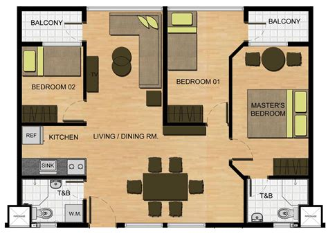 the seawind floor plan seawind mixed use condo development in davao by damosa