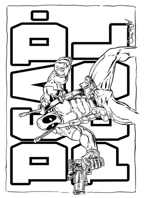 deadpool movie coloring pages deadpool coloring pages download and print deadpool