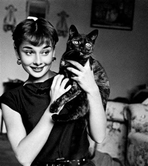 for with hepburn and givenchy books hepburn quotes givenchy and cat