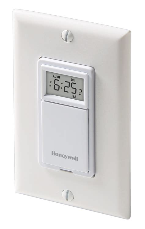 programmable light switch instructions programmable timer switch rpls730b honeywell