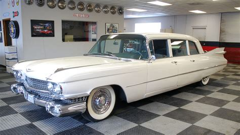 1959 Cadillac Limousine 1959 cadillac limousine j138 1 kissimmee 2017