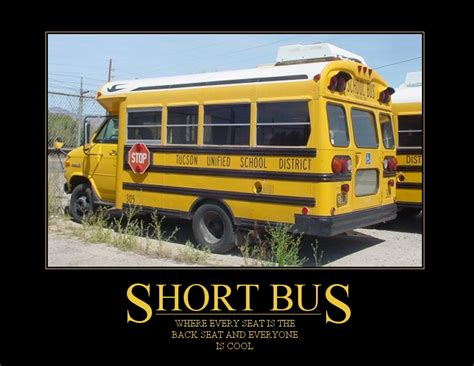 School Bus Meme - short bus memes image memes at relatably com