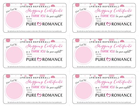pure romance party invite cimvitation