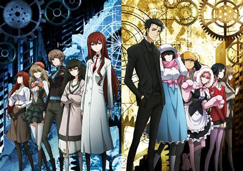 Steins Gate 0 Anime steins gate 0 anime begins airing on april 11 gematsu