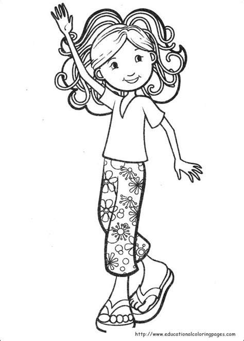 Groovy Coloring Pages Free Free Groovy Girls Coloring Pages Free For Kids by Groovy Coloring Pages Free Free