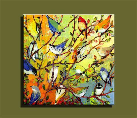 Painting Handmade - abstract modern large canvas wall handmade decorative