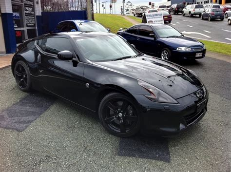 nissan 370z custom black nissan 370z black www pixshark com images galleries