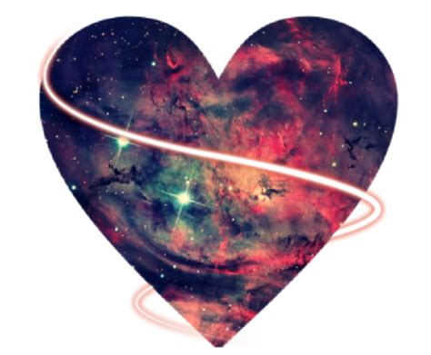 wallpaper galaxy png galaxy heart png by maddielovesselly on deviantart