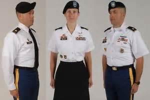 us army men s women s dress uniform asu white shirt long