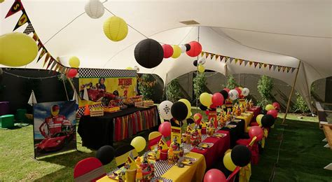 party themes durban contact ferrari party supplies decor gauteng mpumalanga