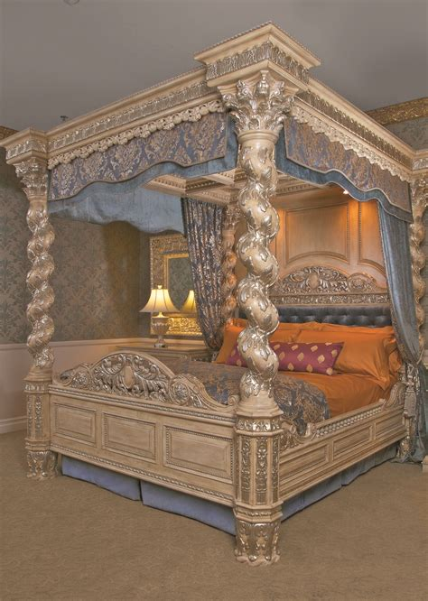 renaissance bed the renaissance canopy bed cal king world s best