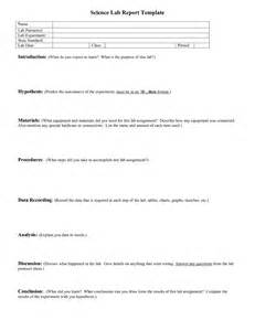 Environmental Outline School by Lab Report Outline Science Lab Report Template School Ideas Labs School And