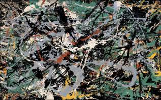 Jackson Pollock Essay by Vincent Gogh Wallpaper 1920x1200 47345