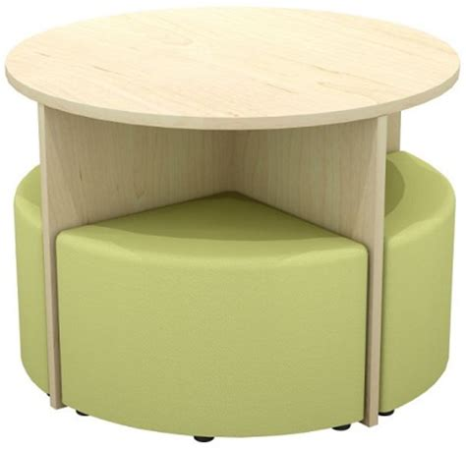 table and ottoman set quattro table and ottoman set ikcon