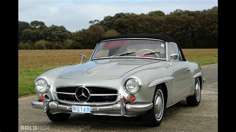 Mercedes 190 Sl by Mercedes 190 Sl Roadster