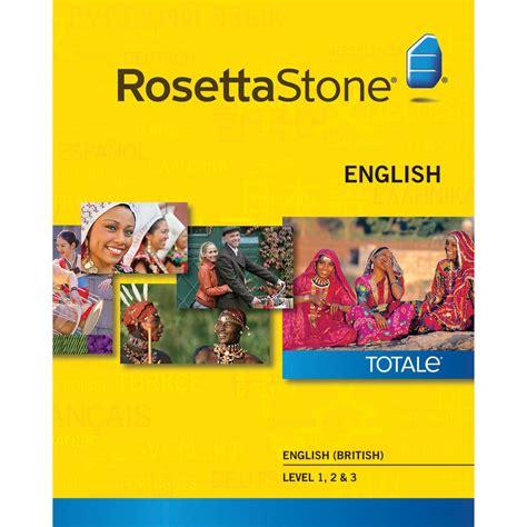 rosetta stone british english rosetta stone english british levels 1 3 27773mac b h photo