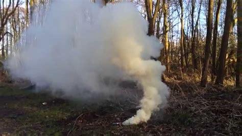 enola gaye wire pull white smoke grenade 90 seconds 40 grams