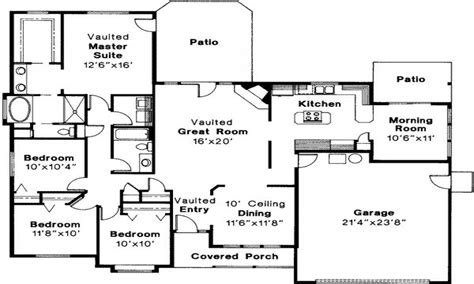 top rated house plans top selling one story house plans credridpa