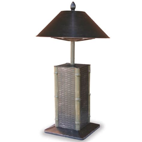 Patio Heaters Tabletop Sumatra Electric Tabletop Patio Heater