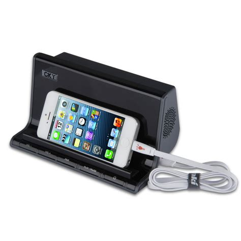 speakers for android phone bluetooth stereo dock speaker power charging station for android phone samsung ebay
