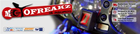 Jedes Motorrad Drosseln by Ganganzeigen In Vielen Displayfarben F 252 R Motorrad Und Quad
