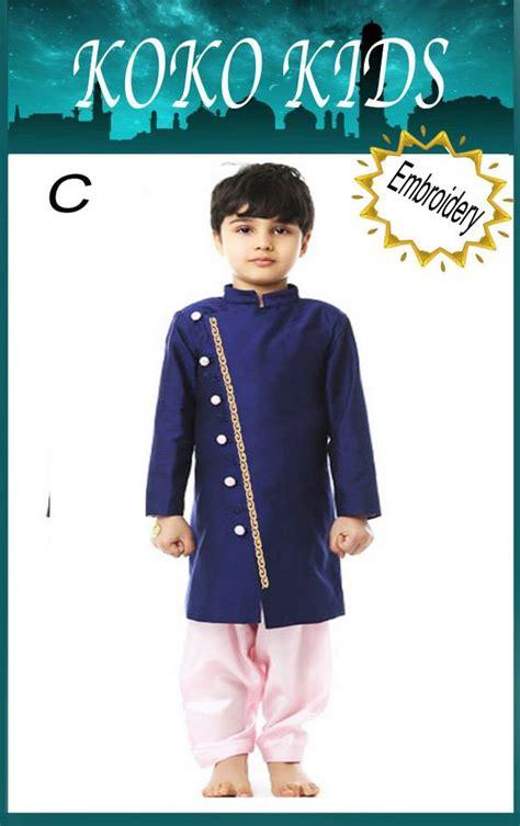 Baju Muslim Laki Laki Panjang jual baju muslim anak laki laki setelan koko
