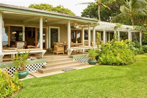 hawaiian home designs hawaiian cottage style