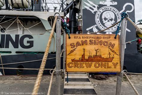 56m Paul Imony by Sea Shepherd In Bremen Mv Bob Barker And Mv Sam Simon