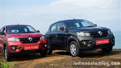 renault kwid red renault kwid will quot far exceed quot indian safety norms in 2017