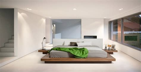 get that streamlined bedroom appeal with modern furniture