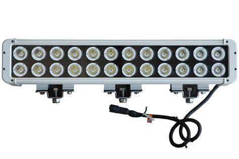 high power led light bars for marine and boating