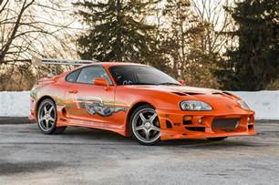 Toyota Supra F 1993 Toyota Supra From Quot The Fast And The Furious Quot Heads To