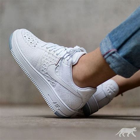 Nike Air 1 Damen 1643 by Nike Air 1 Damen Nike Air 1 Mid 07 White