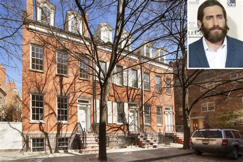 jake gyllenhaal 3 75m townhouse new york post