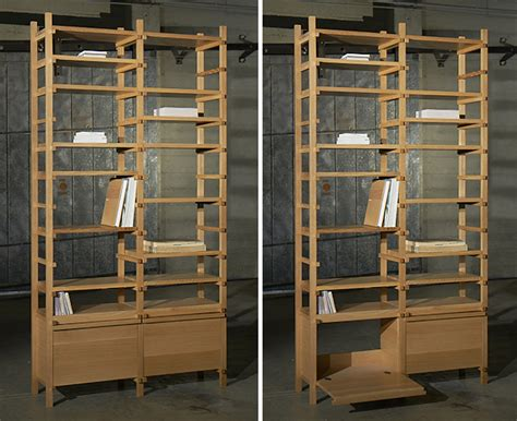 Floor Shelf L by Shelf Floor L Large Floor L With Attached Shelf In The