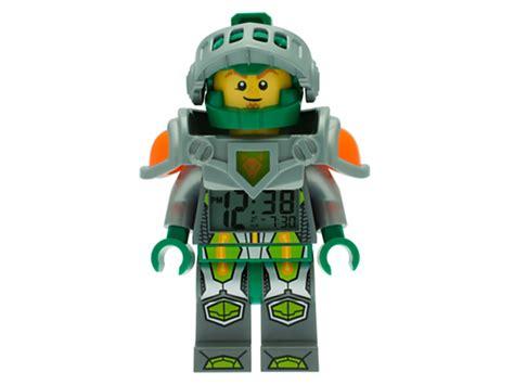 Lego Clock King lego 174 nexo knights aaron minifigure alarm clock lego shop