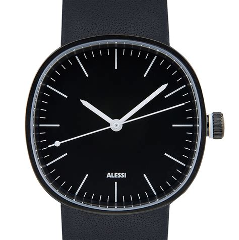design is one the vignellis watch online alessi s tic15 watch collection by piero lissoni arrives