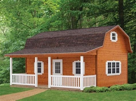 Amish Built Cabins For Sale by Gambrel Cabins For Sale In Ohio Amish Buildings