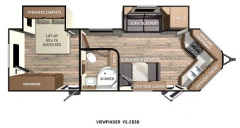 best travel trailer floor plans travel trailer floorplans