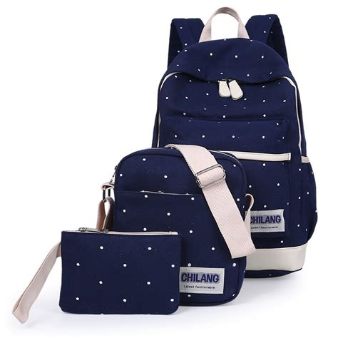 Fashion Ransel Ms1861 Set 3in1 2016 new brand new desigh backpacks for children school bags 3 pcs