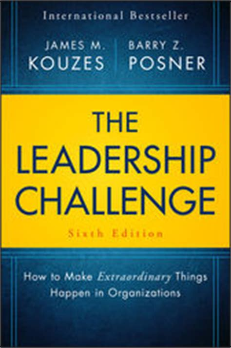 the leadership challenge by kouzes and posner the leadership challenge ebook by m kouzes