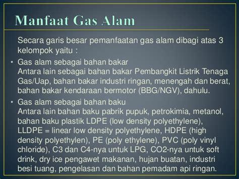 Kompor Gas Alam sda mineral energi
